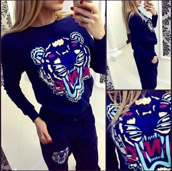 Pull Chemise Sur Aliexpress Imitation Kenzo myvN8nP0Ow