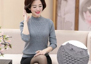 c93d95611f5 XL-XXXXL-Women-New-Plus-Size-Solid-Loose-Sweater-Bottoming-Knitted-Long -Sleeved-Lotus-Leaf-Half.jpg 640x640-296x210.jpg