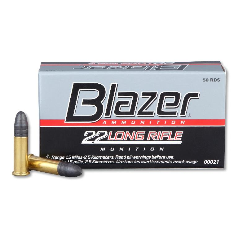 Blazer 22 long rifle