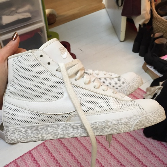 Nike blazer perforated