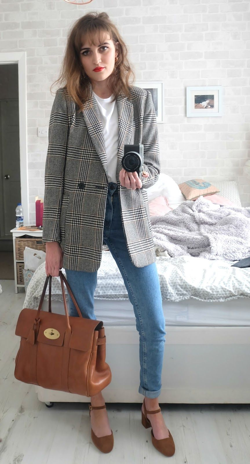 Blazer long hm